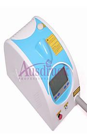 interrupteur q professionnel nd yag laser sourcil tatouage cicatrice acné lipline rousseur enlèvement machine de birthmark