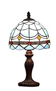 テーブルランプ-目の保護-ティファニー-メタル