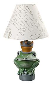 Luzes de Mesa-Moderno/Contemporâneo-Resina-LED / Proteção de Olhos