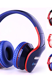 Aita bt808 trådløs stereo bluetooth hodetelefoner hodesett med bøyle støtte sd tf FM radio musikk telefonsamtale