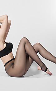 BONAS Women's Solid Color Medium Legging-9316X