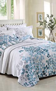 שמיכות,לבן / בייז' / כחול / כריות מיטה ללא מילוי