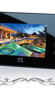 witen 7 tommer hd digital skærm 980e intercom video intercom dørklokken systemet indendørs udvidelse
