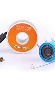 30m cctv di sicurezza 12leds subacquea video di pesca pesci videocamera finder macchina fotografica
