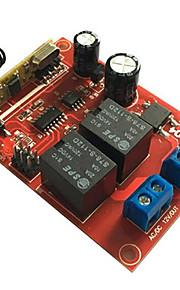 Motore 12V inversione regolatore automatico di controllo remoto cucire automatica, dopo il controller indumento appeso