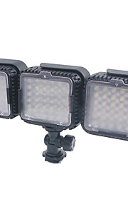 3pcs * hy-lux360 draagbare 36 LED video licht voor camera