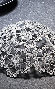 Women's Rhinestone / Alloy Headpiece-Wedding / Special Occasion Hats 1 Piece