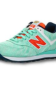 New Balance 574 Women's Sneaker Running Shoes Blue / Yellow / Green / Gray