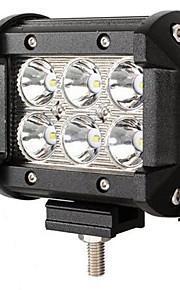 18W licht auto geleid leidde strip licht off-road auto lampen lamp