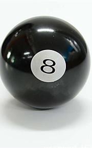 Spherical Modified Car Manual Transmission Gear Shift Knob Black 8