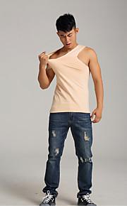 De los hombres Camiseta Interior-Algodón