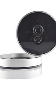ctvman ip kamera 720p fuld hd support tovejs audio med sd-kort slot til indendørs hjem overvågning