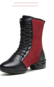 Для женщин-Дерматин-Персонализируемая(Черный / Красный) -Модерн