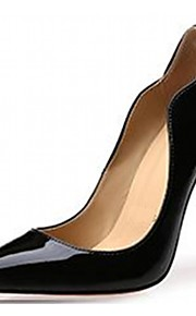 Women's Shoes Microfibre / P Fall Heels Heels Wedding / Office & Career / Party & Evening / Dress / Casual