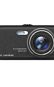 CAR DVD-5 MP CMOS-1600 x 1200-Full HD / G-sensor / Video ud / Vidvinkel / 1080P