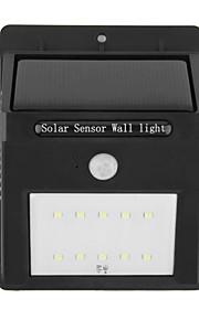 3W Soldrevne LED-lamper 400 lm Kold hvid DIP-LED Dekorativ / Vandtæt / Opladelig <5V V 1 stk