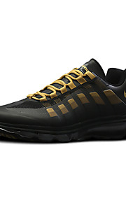 Nike Air Max 95 Men's Sneaker Running Shoes Yellow / Black and Red / Black and White