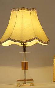 Bordlamper Krystall Moderne/ Samtidig Metall