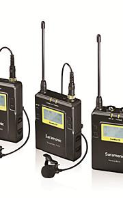 UwMic10 -2 Nero AA battery Studio microfono