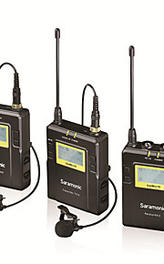 UwMic10 -2 Sort AA battery Studio mikrofon