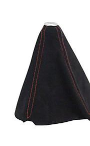 de gm leer drijfwerkkop balg / auto / stofkap bestand hoofd geschuurd leer stofkap