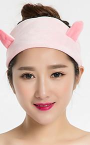 Orecchiette Headband Face Makeup Hairdo Towel