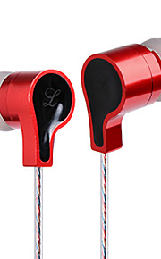 Neutral Product DT-213 Kanaal-oordopjes (in gehoorgang)ForMobiele telefoonWithVolume Controle