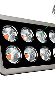 1200W Lampes Horticoles LED 40000 lm LED Haute Puissance AC 85-265 V 1 pièces