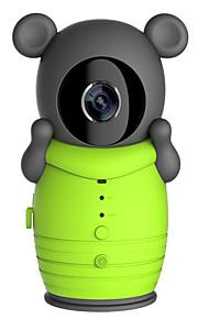intelligent overvågning husstand netværkskamera trådløse synlige samtaleanlæg nat-vision bamse