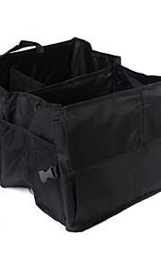 ziqiao impermeabile scatola di immagazzinaggio auto protable sacchetto pieghevole di immagazzinaggio macchina nera di avvio organizzatore