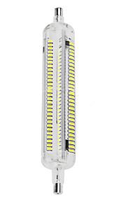 10W R7S Ampoules Maïs LED T 228 SMD 3014 800 lm Blanc Chaud / Blanc Froid Décorative / Etanches AC 100-240 V 1 pièce