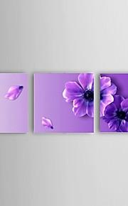 Hånd-malede Abstrakt / Landskab / Still Life / Afslapning / Blomstret/Botanisk Oliemalerier,Moderne / Parfumeret / Europæisk StilTre