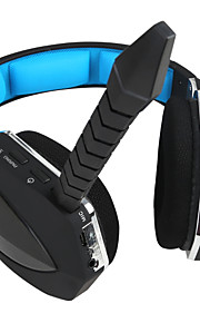 Neutral produkt HW-398-Bu Høretelefoner (Pandebånd)ForMedie Player/Tablet / Mobiltelefon / ComputerWithMed Mikrofon / DJ / Lydstyrke