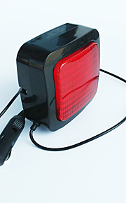 ZDM 18W Red and blue Warning Stroboscopic Car Rescue light Car charger DCline (AC9-32V)
