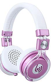 Beevo BV-HM760 Hoofdtelefoons (hoofdband)ForMediaspeler/tablet / Mobiele telefoon / ComputerWithmet microfoon / DJ / Volume Controle /