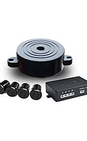 sensori di parcheggio auto auto Rover Bibi segnale acustico di allarme con sensori RS-380F
