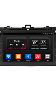 """ownice 8 """"hd 1024 * 600 quad core android 4.4 bil dvd-afspiller til toyota corolla 2006-2011 gps radio"""