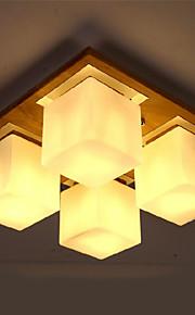40W Takmonteret ,  Tradisjonell / Klassisk Maleri Feature for Ministil Træ/bambusStue / Soveværelse / Spisestue / Læseværelse/Kontor /