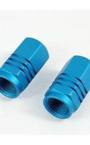 casquillo de válvula del neumático de aleación de aluminio