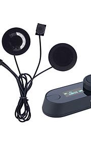 freedconn mærke bluetooth intephone motorcykel hjelm intercom headset lcd-skærm med FM-radio tCom-sc bløde ørestykke
