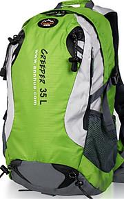 35-45L L mochila / Paquetes de Mochilas de Camping / Mochilas de Senderismo Acampada y Senderismo / Escalar / Viaje Al Aire Libre