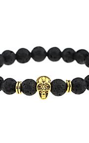 Charmes pour Bracelets / Bracelets de rive 1pc,A la Mode / Vintage / Bohemia style / Style Punk / PersonnalitéForme de Cercle / Forme de