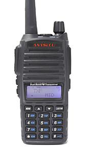 anysecu uv-82hp 8W krachtige dual-band vhf136-174mhz uhf400-520mhz handheld radio