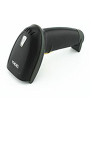 de hand gehouden via de kabel laser barcode scanning geweren (afdruksnelheid: 260 (mm / sec))
