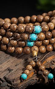 Chaînes & Bracelets / Charmes pour Bracelets / Bracelets de rive / Bracelets Wrap 1pc,Couche double / Crossover / A la Mode / Vintage /