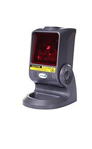 laser stregkode scanning platform (opløsning: minimum 4mil, USB-interface)
