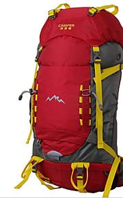 45L L Paquetes de Mochilas de Camping / Mochilas de Senderismo / mochila Acampada y Senderismo / Escalar / Viaje Al Aire LibreImpermeable