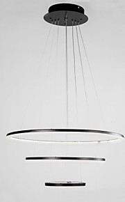 MAX:3W Pendant Light ,  Modern/Contemporary Painting Feature for LED Metal Dining Room / Study Room/Office / Hallway