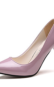 Homme-Mariage / Bureau & Travail / Décontracté-Noir / Rose / Rouge / Blanc / Gris-Talon Aiguille-Bout Pointu-Chaussures à Talons-