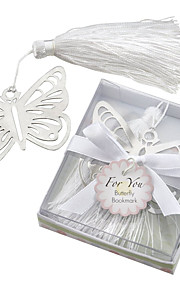 Beter Gifts® Recipient Gifts - 1Piece/Set Valentine's Day Party Favours Butterfly Bookmark Favors